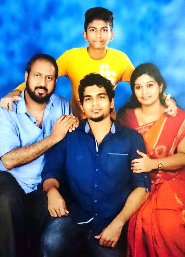 Tamil serial actor